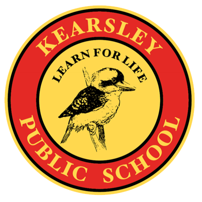 Kearsley Public School logo